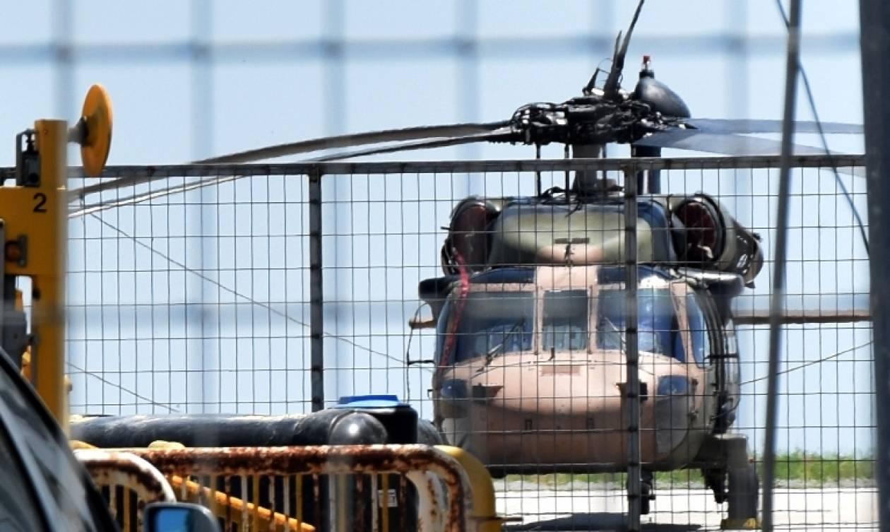 Τούρκοι στρατιωτικοί στην Αλεξανδρούπολη για να πάρουν πίσω το ελικόπτερο