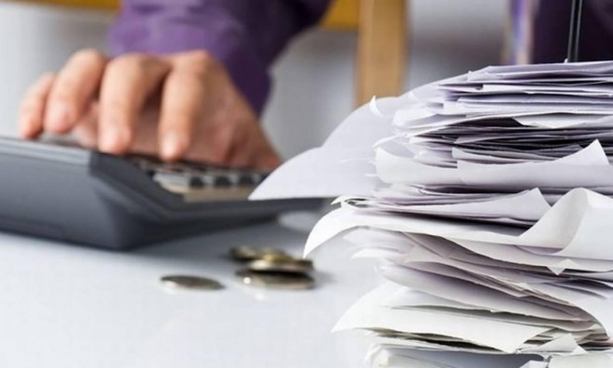 Εκπνέει η μικρή παράταση για τις φορολογικές δηλώσεις
