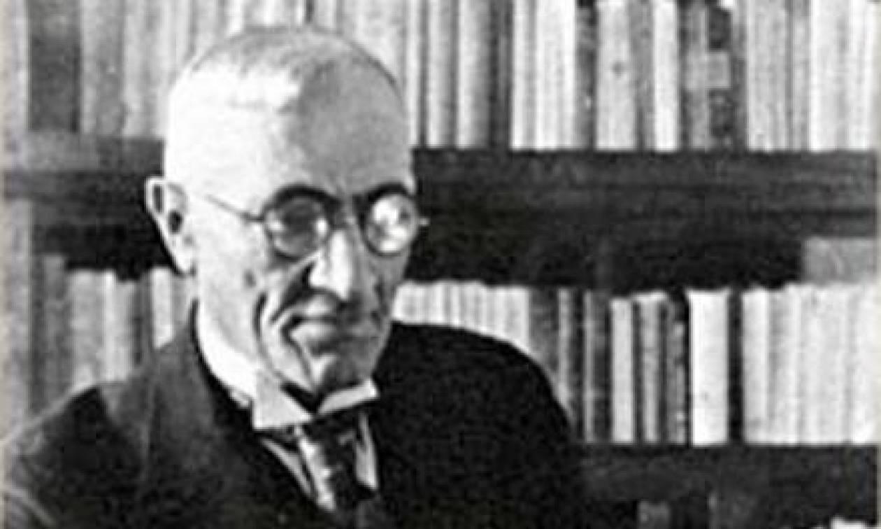 Σαν σήμερα το 1870 γεννιέται ο λογοτέχνης και ποιητής Ιωάννης Γρυπάρης