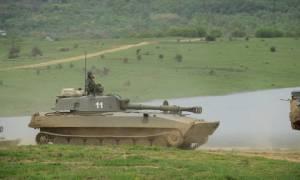 Βουλγαρία: O στρατός ενίσχυσε την παρουσία του στα βουλγαρο-τουρκικά σύνορα