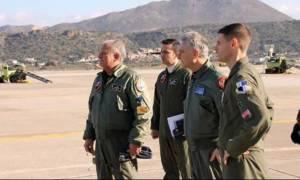 Επίσκεψη Αρχηγού Τ/Α στην Τουρκική Διοίκηση Αεροπορικών Δυνάμεων