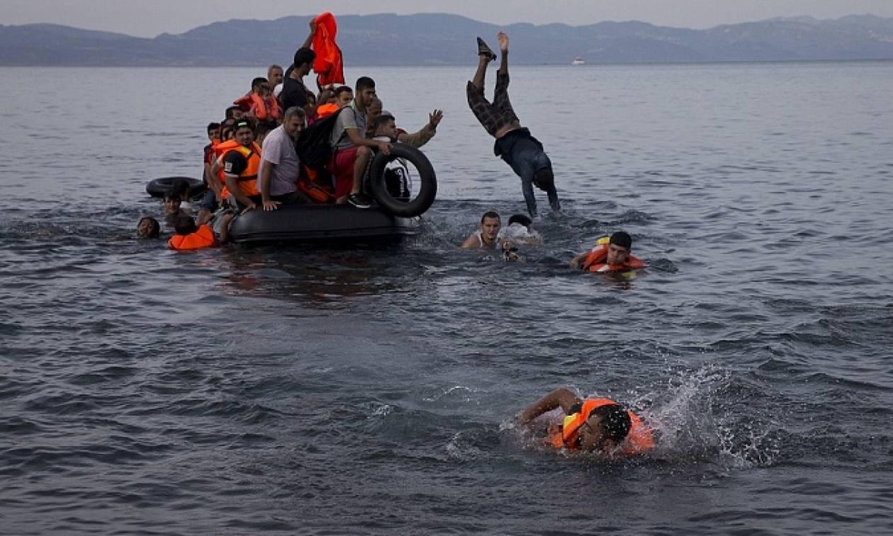 Έντονη ανησυχία από το νέο κύμα μετανάστευσης σε Χίο και Μυτιλήνη