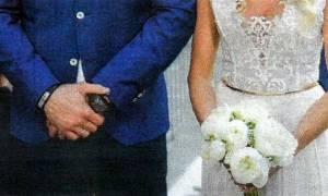 Τα απρόοπτα στο λαμπερό γάμο της ελληνικής σοουμπίζ, η εμφάνιση της Αστυνομίας και οι ανέκδοτες φωτό