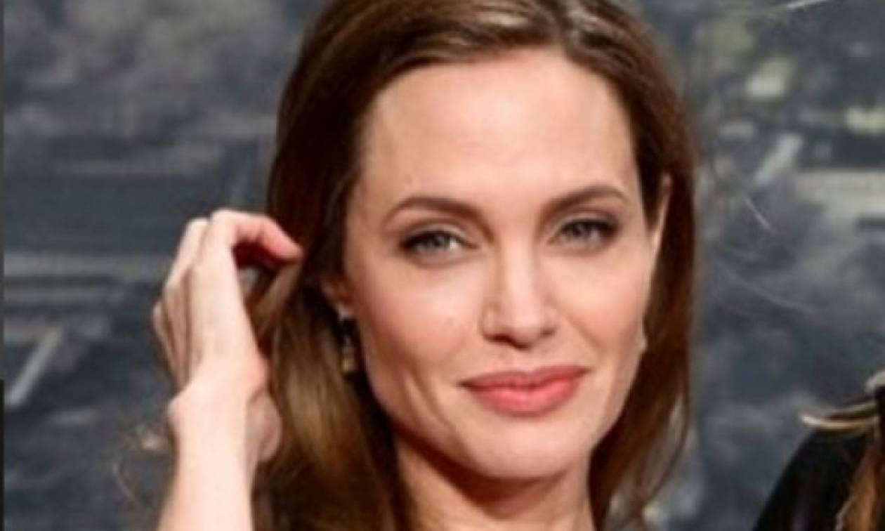 Η παιδική φωτογραφία της Angelina Jolie, που «έσπασε» το Instagram