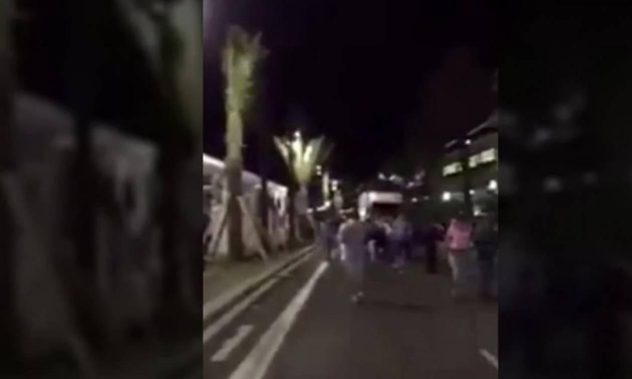 Νέο ανατριχιαστικό βίντεο από τη Νίκαια: Tο φορτηγό σπέρνει το θάνατο - 6 μηνών το νεότερο θύμα του