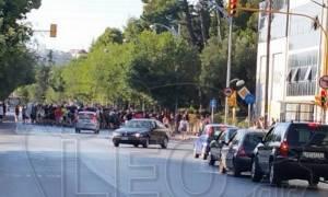 Θεσσαλονίκη: Παραλίγο κατάληψη της ΕΡΤ3