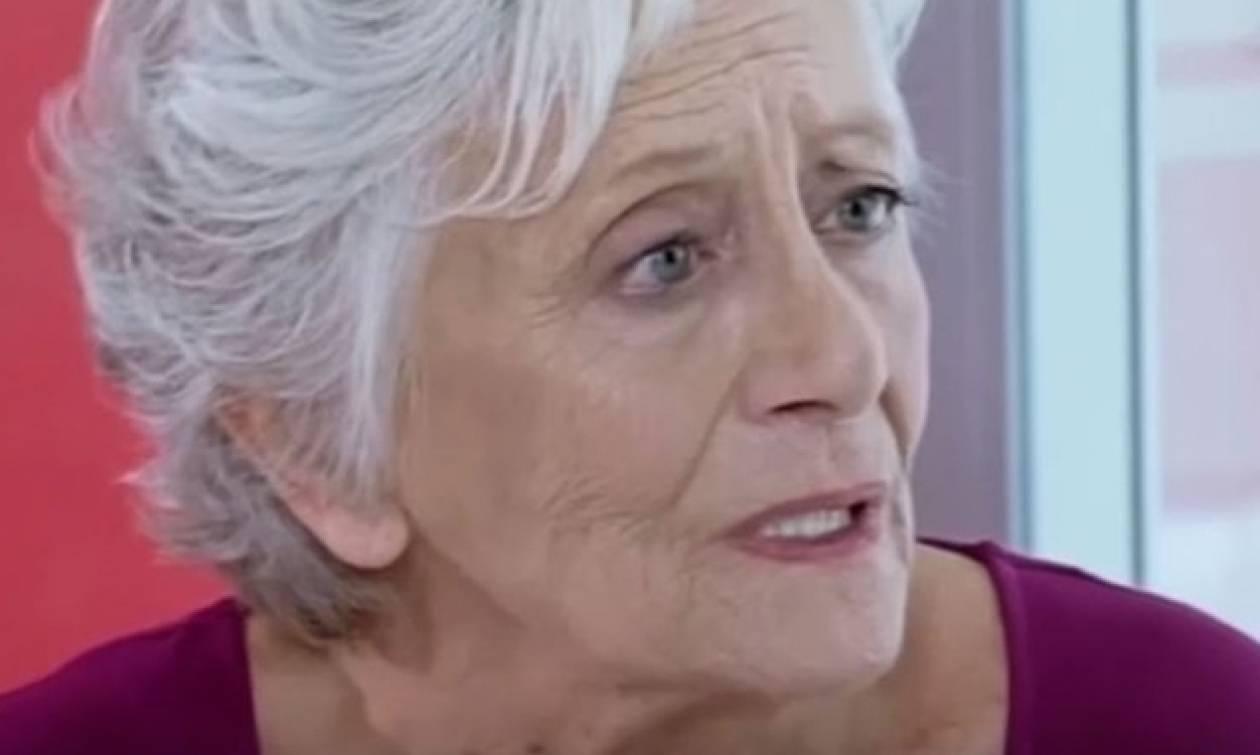 Δέσποινα Μπεμπεδέλη: Δεν θα πιστέψετε ποια γνωστή ηθοποιός είναι κόρη της