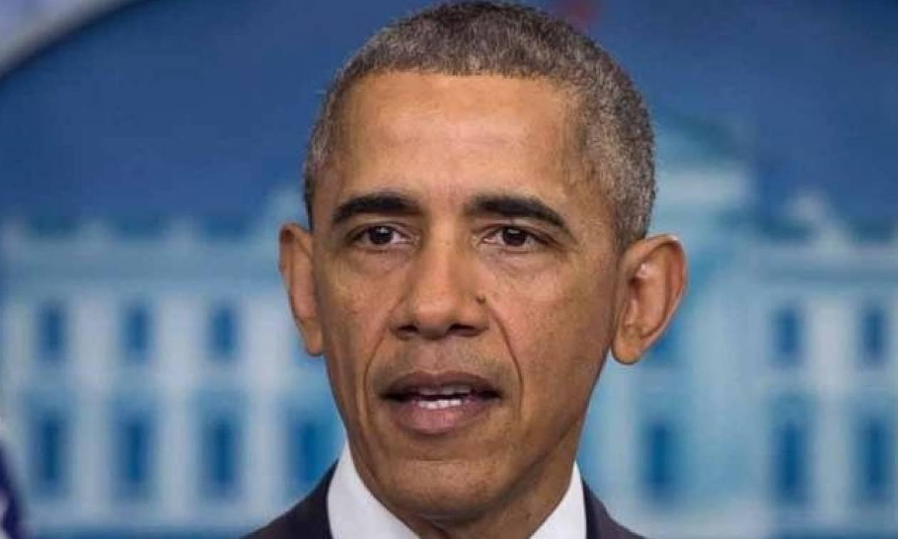 Ομπάμα: Έργο δειλών ο θάνατος των τριών αστυνομικών στο Μπατόν Ρουζ