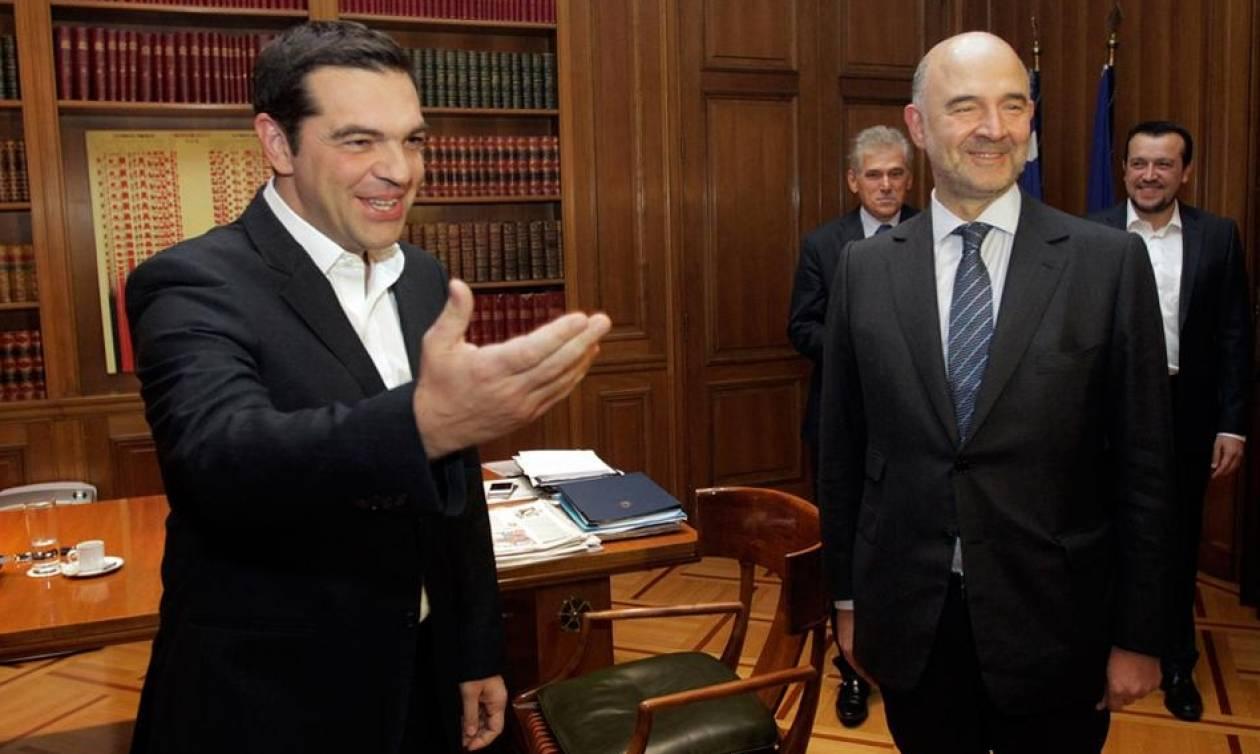 Ο Μοσκοβισί στην Αθήνα - Τι σημαίνει η επίσκεψή του ενόψει της νέας αξιολόγησης