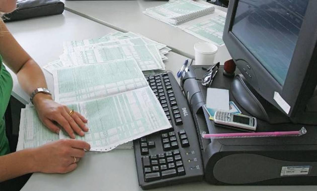 Σε ρεκόρ πενταετίας οι φορολογικές δηλώσεις