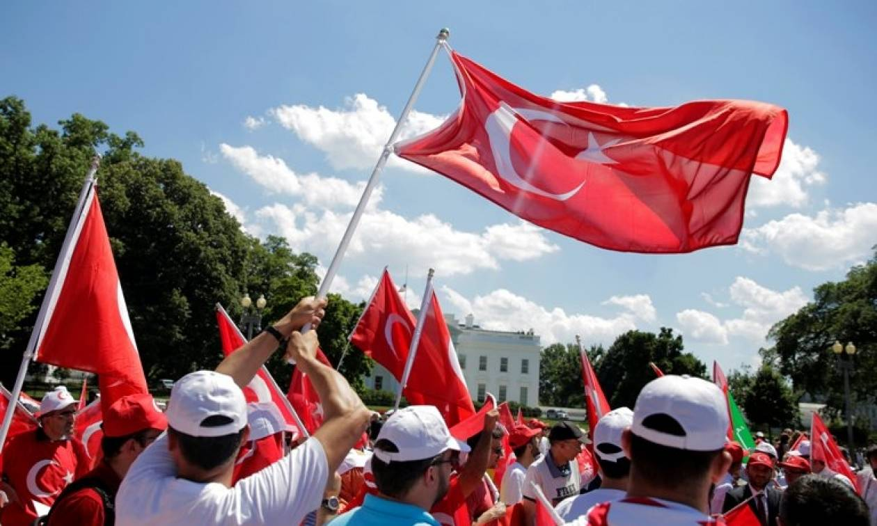 Πραξικόπημα Τουρκία: Η Άγκυρα «περιμένει» τον Γκιουλέν αλλά η Ουάσιγκτον απαιτεί στοιχεία