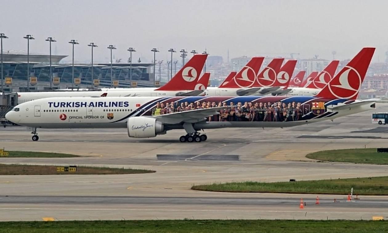 Τουρκία: Ξεκίνησαν οι πτήσεις από και προς τα αμερικανικά αεροδρόμια
