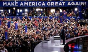 ΗΠΑ: Υπόσχεση νίκης έδωσε ο Ντόναλντ Τραμπ στο κεντρικό συνέδριο των Ρεπουμπλικάνων (Vids)