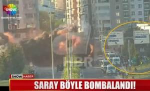 Πραξικόπημα Τουρκία: Σοκαριστικό βίντεο με F-16 να βομβαρδίζουν αμάχους! (vid)