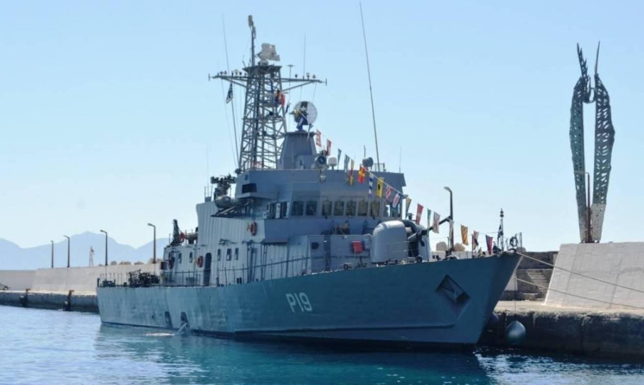 Πολεμικό Ναυτικό: Στην επέτειο απελευθέρωσης της Ικαρίας