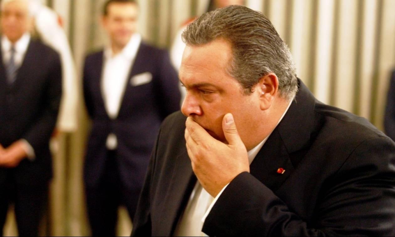 Πρόστιμο μισού εκατομμυρίου ευρώ στον Καμμένο για τον... ΕΝΦΙΑ του κτηρίου των ΑΝ.ΕΛ.