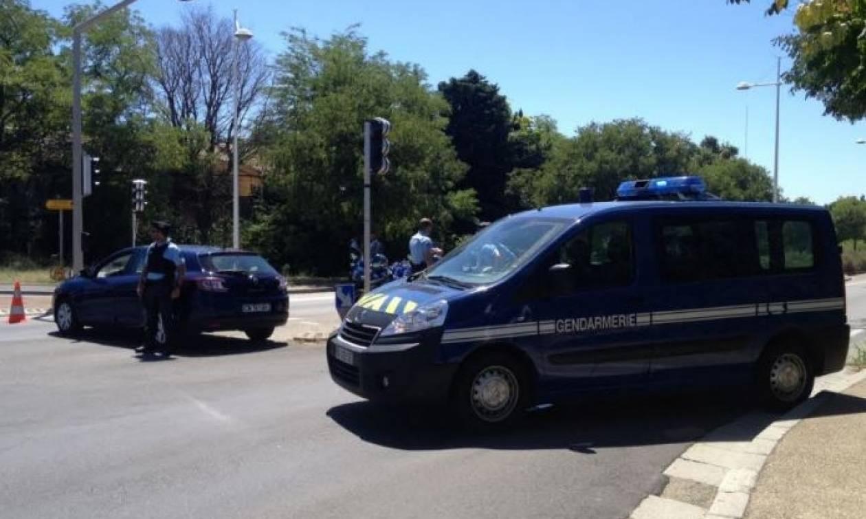Ένοπλος ταμπουρώθηκε σε ξενοδοχείο στη Νότια Γαλλία