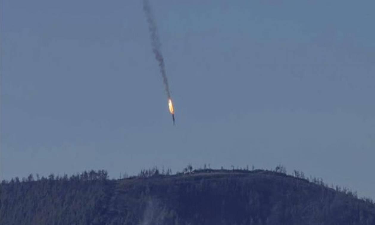 Υπό κράτηση οι Τούρκοι πιλότοι που κατέρριψαν το ρωσικό μαχητικό