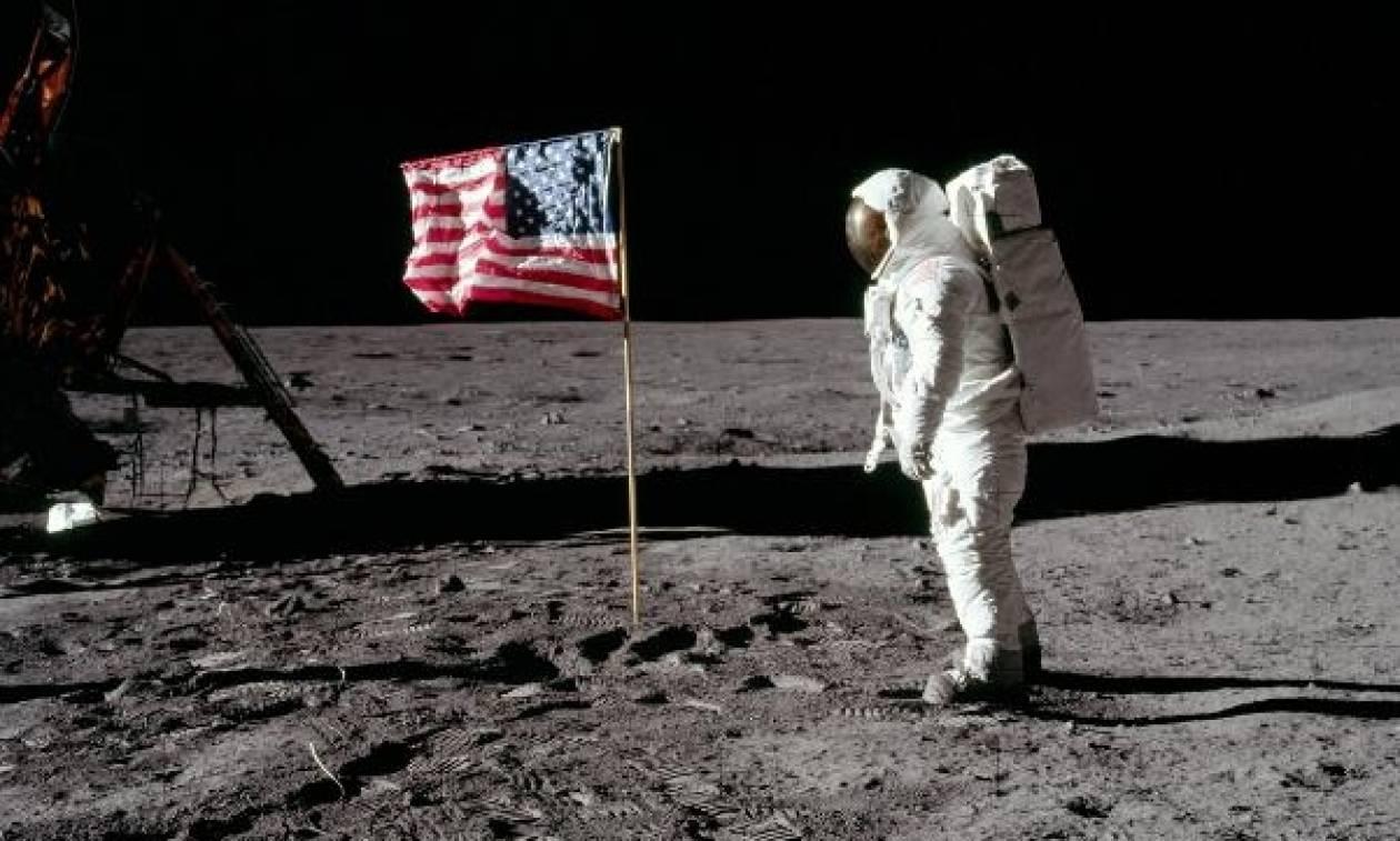 Σαν σήμερα το 1969 ο Νιλ Άρμστρονγκ γίνεται ο πρώτος άνθρωπος που πατά το πόδι του στη Σελήνη
