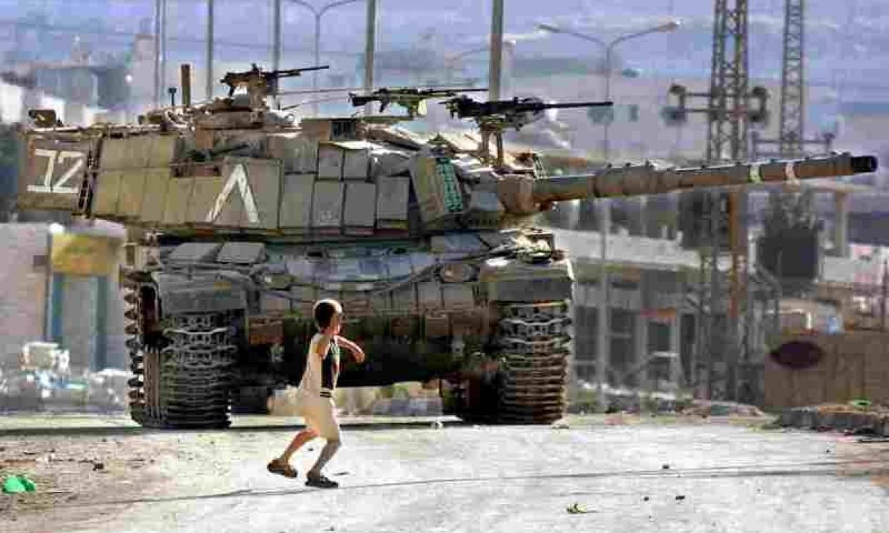 Παλαιστίνη: Ένας 12χρονος νεκρός από πυρά ισραηλινών στρατιωτών