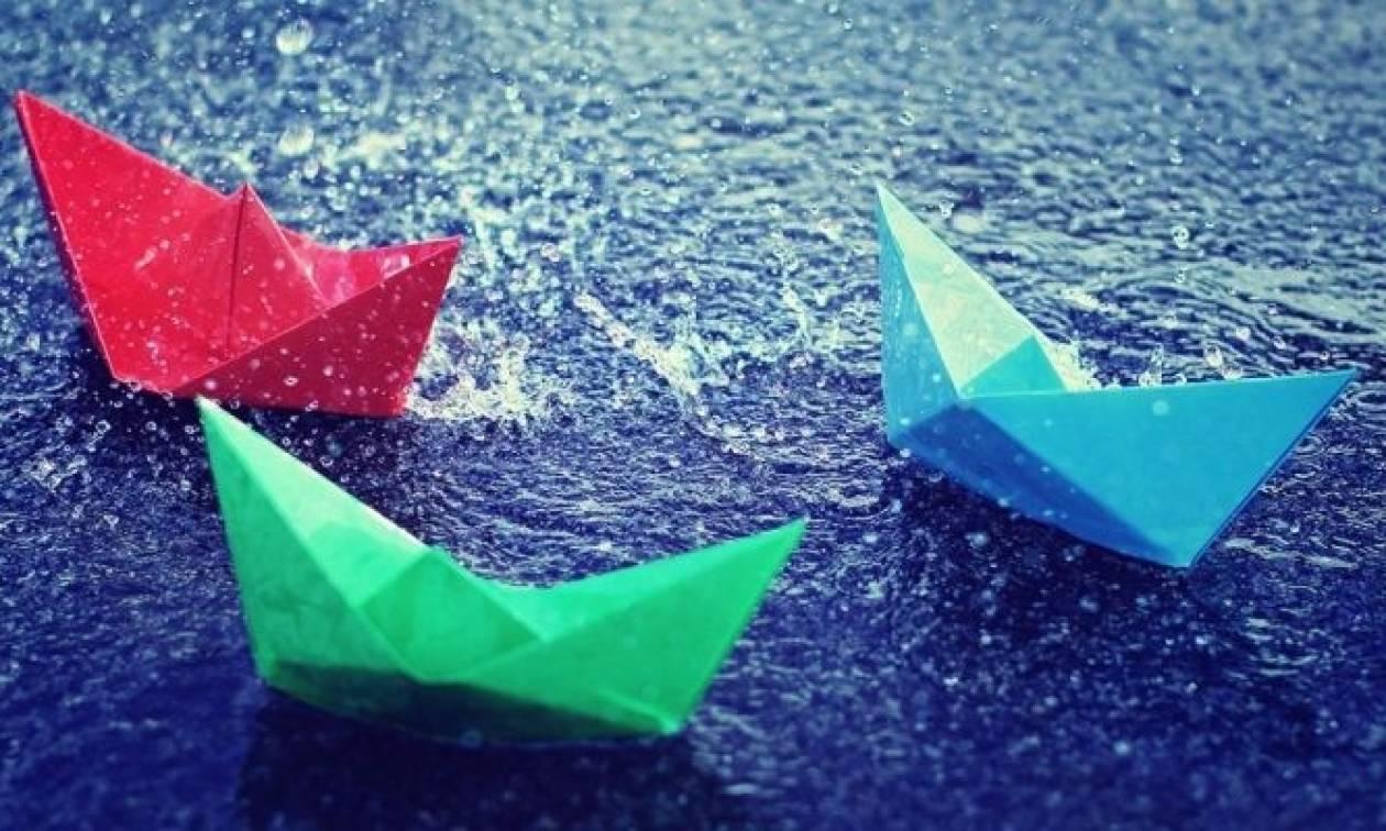 ΠΡΟΣΟΧΗ: Καιρός να πάρετε ομπρέλες – Πού και πότε θα βρέξει – Θα πάμε για μπάνιο το Σαββατοκύριακο;