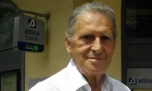 Θρήνος: Νεκρός ο Κώστας Πεταλάς (pic)