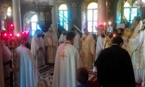 Μητρ. Χαλκίδος: Χριστιανοί δώστε αγώνα κατά της σύγχρονης ειδωλολατρίας
