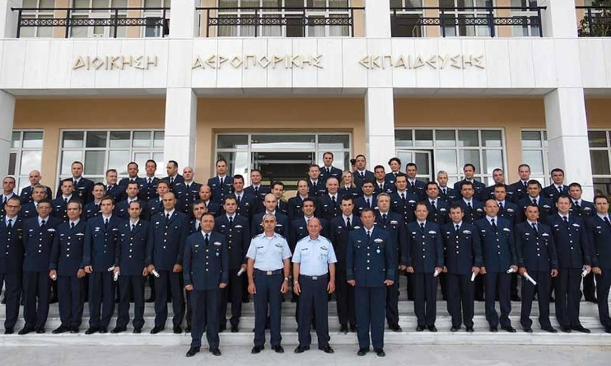 Πολεμική Αεροπορία: Tελετή Aπονομής Πτυχίων στους Απόφοιτους της 27ης Εκπαιδευτικής Σειράς ΣΔΙΕΠ/ΠΑ