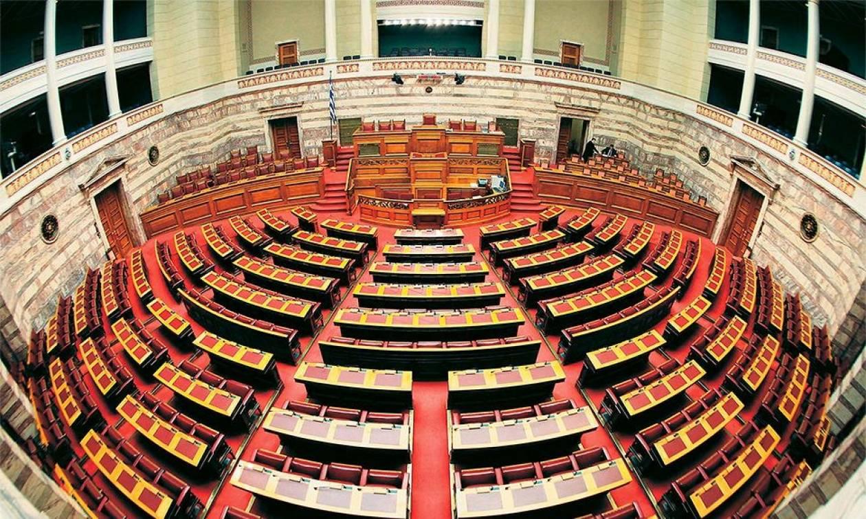 LIVE - Βουλή: Η συζήτηση στην Ολομέλεια για τον εκλογικό νόμο