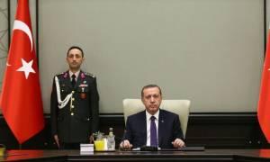 Συνεδριάζει το Συμβούλιο Εθνικής Ασφαλείας στην Τουρκία