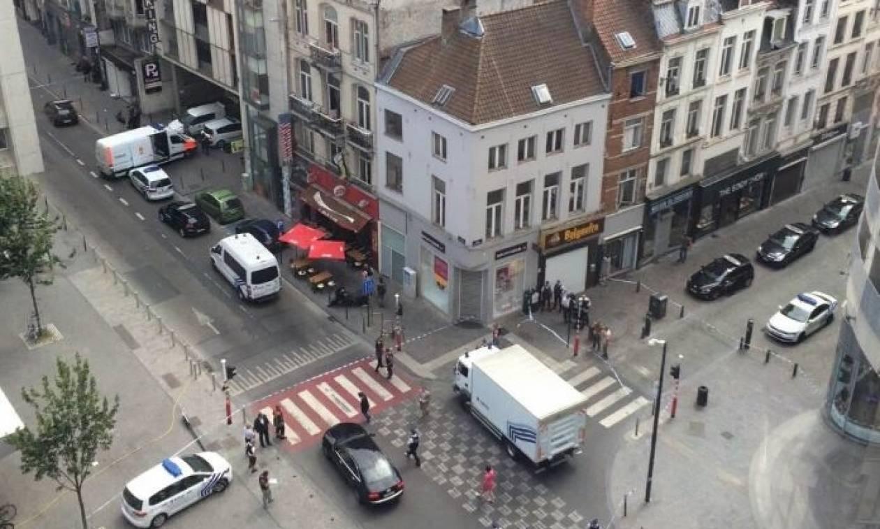 Μεγάλη επιχείρηση της αντιτρομοκρατικής στις Βρυξέλλες για ύποπτο με εκρηκτικά (pics)