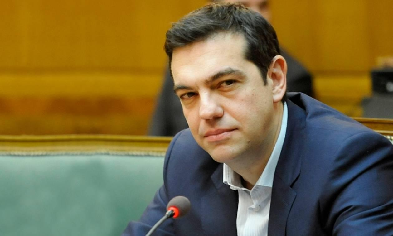 Τσίπρας: Επιδιώκουμε μια δίκαιη λύση για το Κυπριακό