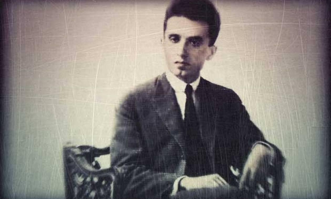 Σαν σήμερα το 1928 πεθαίνει ο ποιητής Κώστας Καρυωτάκης
