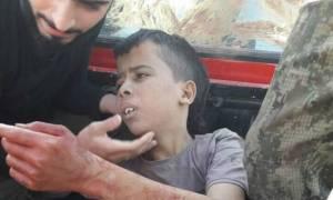 Το βίντεο της φρίκης: Αντάρτες αποκεφάλισαν 12χρονο από λάθος!