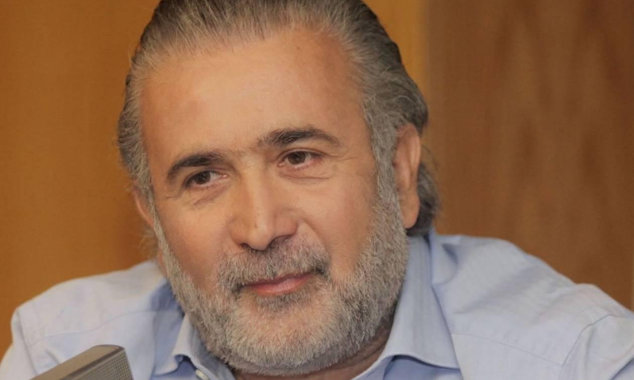 Εσπευσμένα χθες ο Λαζόπουλος από την Πάρο στην Αθήνα.Τι συνέβη;