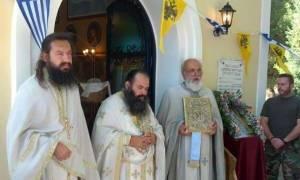 Η εορτή του Προφήτη Ηλία στη Διοίκηση Ελικοπτέρων Ναυτικού