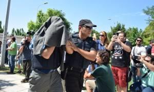 Δύο μήνες φυλάκιση με αναστολή στους 8 Τούρκους στρατιωτικούς