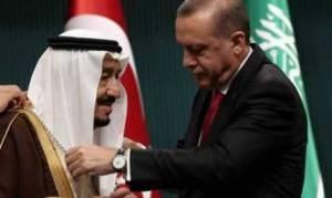 Η Σαουδική Αραβία στέλνει στην Τουρκία  5.000 κομάντος