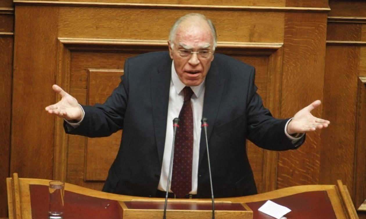 Βουλή: Πυρά Λεβέντη κατά ΝΔ, ΠΑΣΟΚ για τον εκλογικό νόμο (vid)