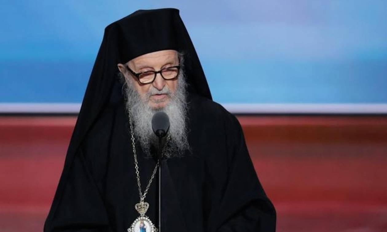 Ο Αρχιεπίσκοπος Αμερικής ανέπεμψε την προσευχή στο Ρεπουμπλικανικό Συνέδριο