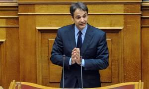 Εκλογικός νόμος - Μητσοτάκης: Ομολογία ήττας η αλλαγή του εκλογικού νόμου (vid)