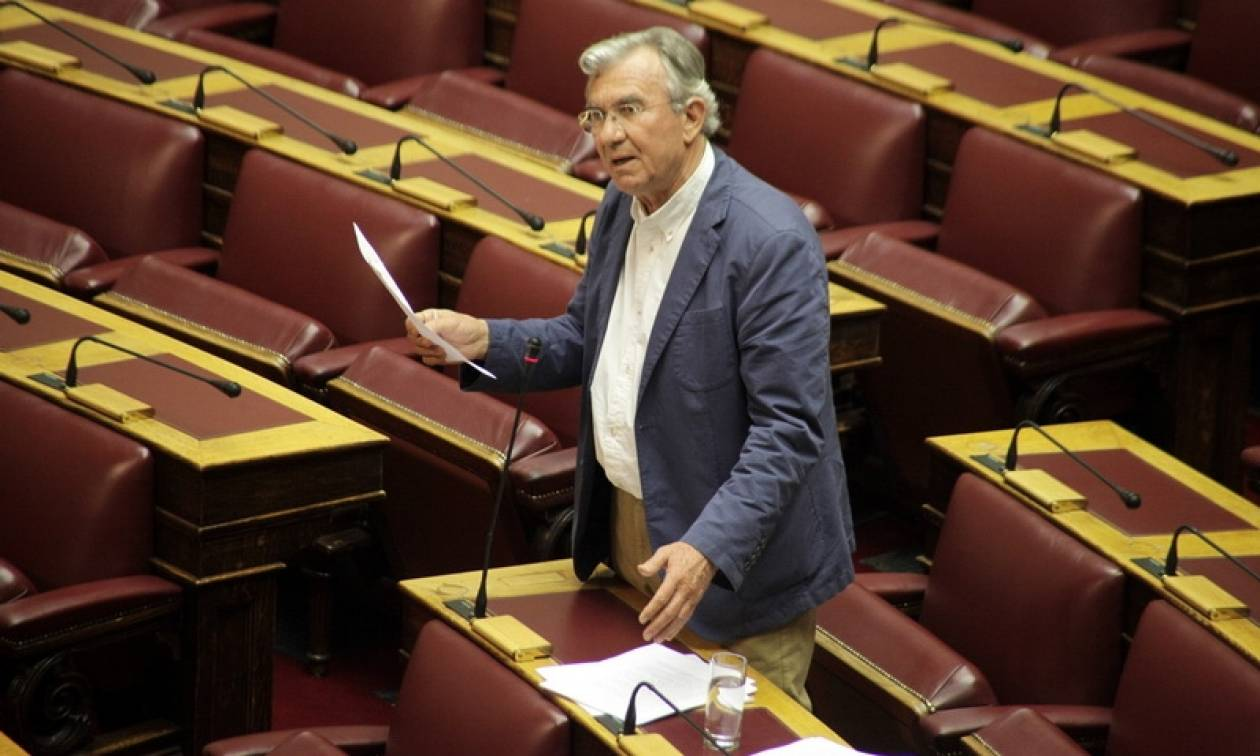 Εκλογικός νόμος: Διαφοροποιήθηκε από την γραμμή του ΣΥΡΙΖΑ ο Γιώργος Δημαράς