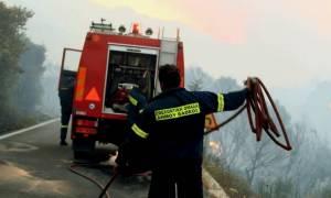 Προσοχή: Σε αυτές τις περιοχές είναι σήμερα υψηλός ο κίνδυνος πυρκαγιάς