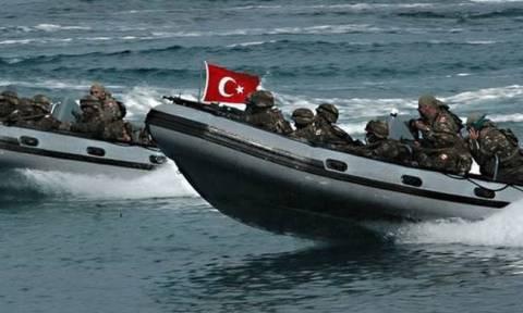 Θρίλερ στο Αιγαίο – Συναγερμός στις Ένοπλες Δυνάμεις