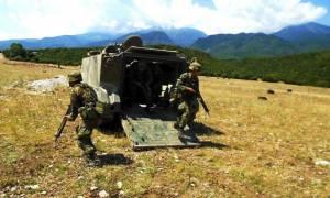 Θερινή Εκπαίδευση Στρατιωτικής Σχολής Ευελπίδων (pics)
