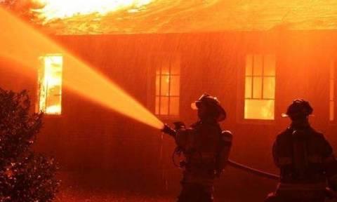 Κάηκε ολοσχερώς εστιατόριο στη Λεμεσό μετά από έκρηξη