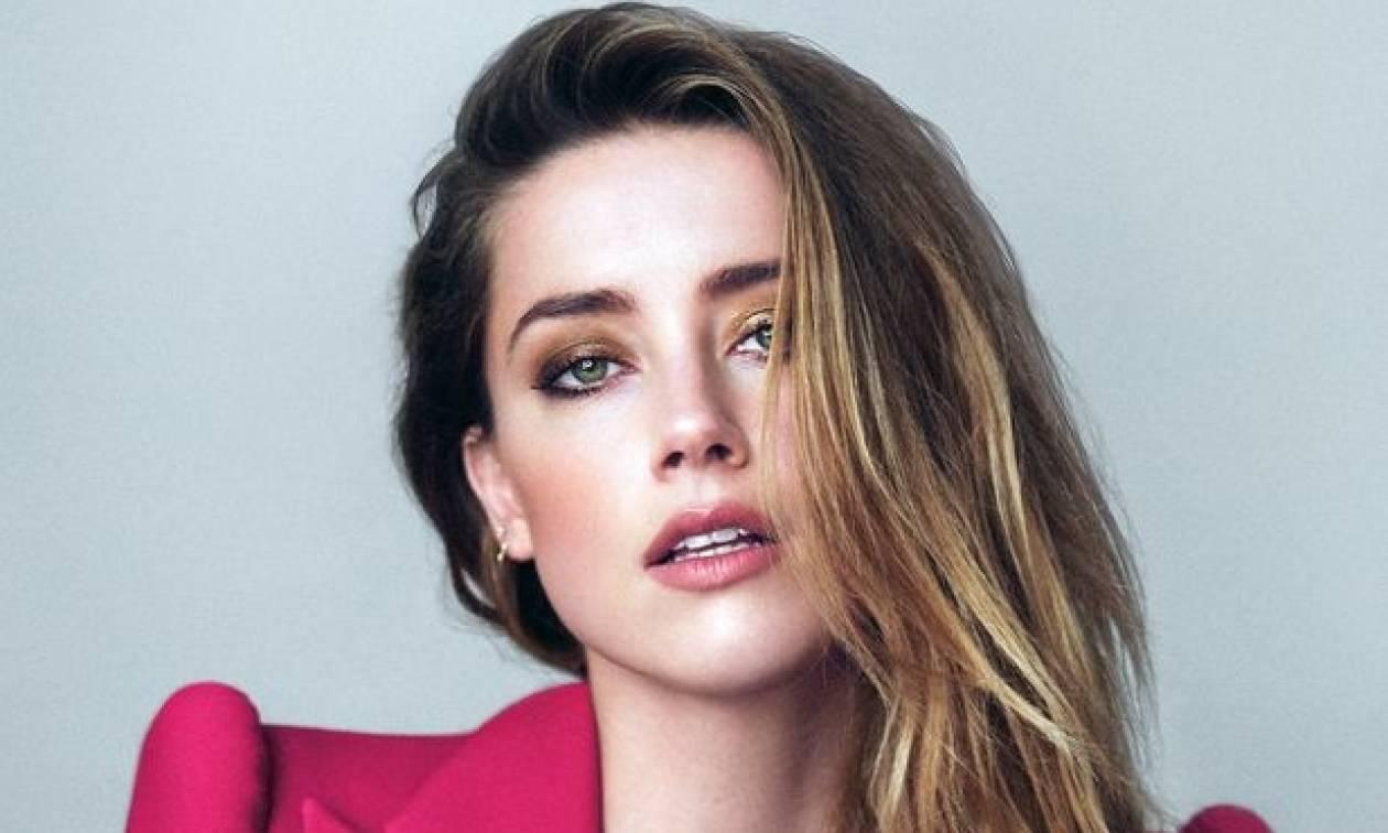 Ουπς: Λίγους μήνες μετά το χωρισμό της από τον Depp, η Amber Heard βγαίνει με νέο διάσημο κύριο!