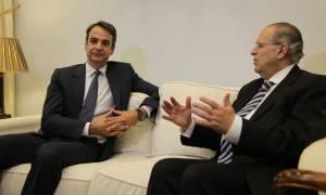 Τι συζήτησαν Μητσοτάκης - Κασουλίδης