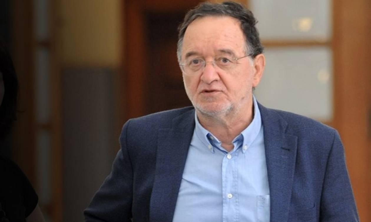 Εκλογικός νόμος: Βολές Λαφαζάνη για την κόντρα στη Βουλή