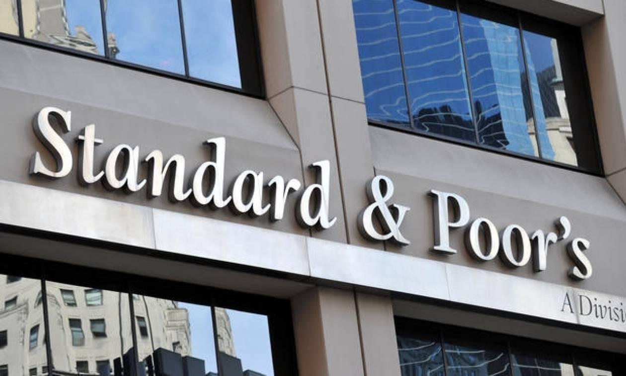 S&P: Επιβεβαίωσε το «Β» για την Ελλάδα